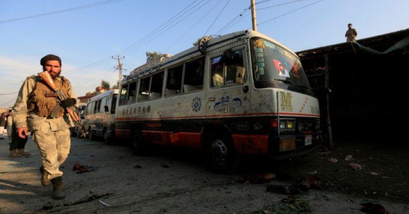 ავღანეთში აფეთქებას 8 ადამიანის სიცოცხლე ემსხვერპლა