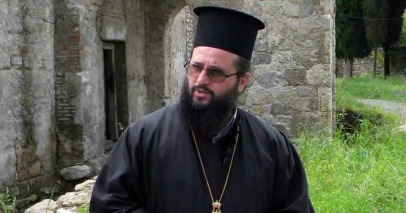 არქიმანდრიტი ბართლომე ფირცხალაშვილი: წაიღო ეკლესია რუსეთის აგენტებმა