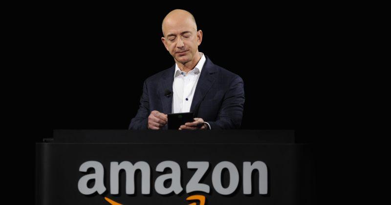 ჯეფ ბეზოსი Amazon-ის აღმასრულებელი დირექტორის თანამდებობიდან გადადგება
