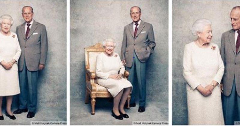 """""""ჩემი ძალა და საყრდენი"""" - ელისაბედ II-მ ქორწინების 70-ე წლისთავი აღნიშნა"""