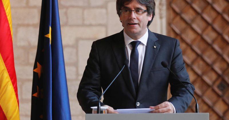 კატალონიის ყოფილი ლიდერი კარლეს პუჩდემონი ბელგიელ სამართალდამცავებს ჩაბარდა