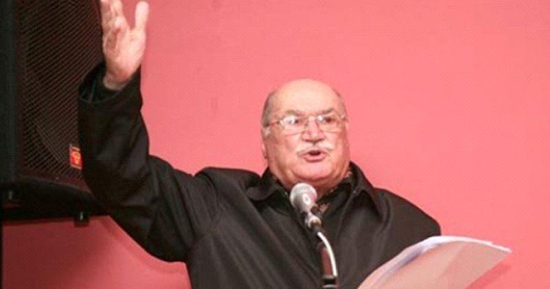 პოეტი ჯანსუღ ჩარკვიანი 86 წლის ასაკში გარდაიცვალა