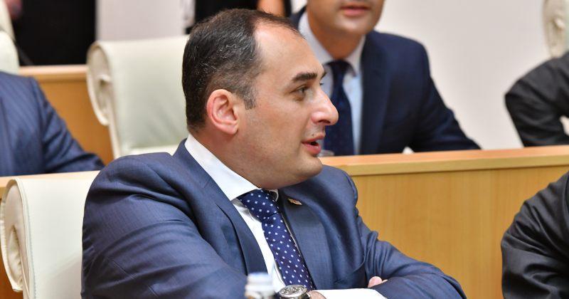ქუმსიშვილი: 2017 წლის 9 თვეში საქართველოში რეკორდული მოცულობის ინვესტიციები ჩაიდო