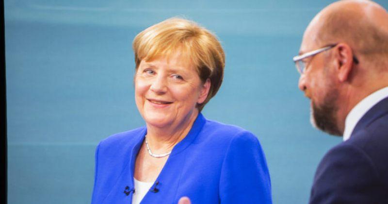 გერმანიის სოციალ დემოკრატიული პარტია მერკელის პარტიასთან მოლაპარაკებებს აწარმოებს