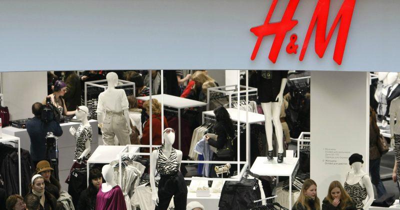 დღეიდან საქართველოში H&M-ის ტანსაცმლის წარმოება დაიწყო