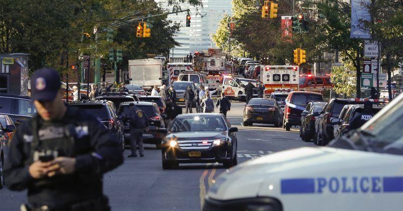 ტრამპი: ISIS-ის ტერორისტებს აშშ-ში მოხვედრის საშუალება არ უნდა მივცეთ, საკმარისია