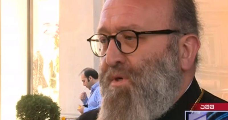 მეუფე მელქისედეკი: გაფრინდაშვილის უკანონო პატიმრობა ოკუპაციის ცოდვის თვალსაჩინო შედეგია