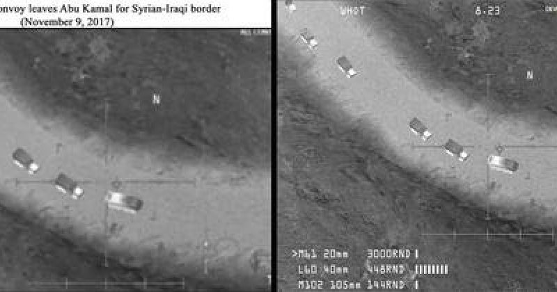 რუსეთი აშშ-ს ISIS-ის მხარდაჭერაში ბრალს ვიდეო თამაშიდან ამოღებული სურათით სდებდა