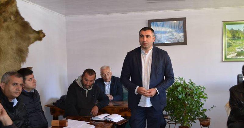 ყაზბეგში ქართული ოცნების კანდიდატი - 68,68%, ოპოზიციური ბლოკის კანდიდატი - 31,35%