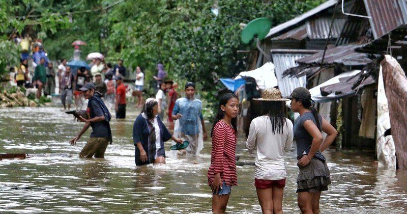 ფილიპინებში ტროპიკული შტორმის შედეგად სულ მცირე 3 ადამიანი დაიღუპა
