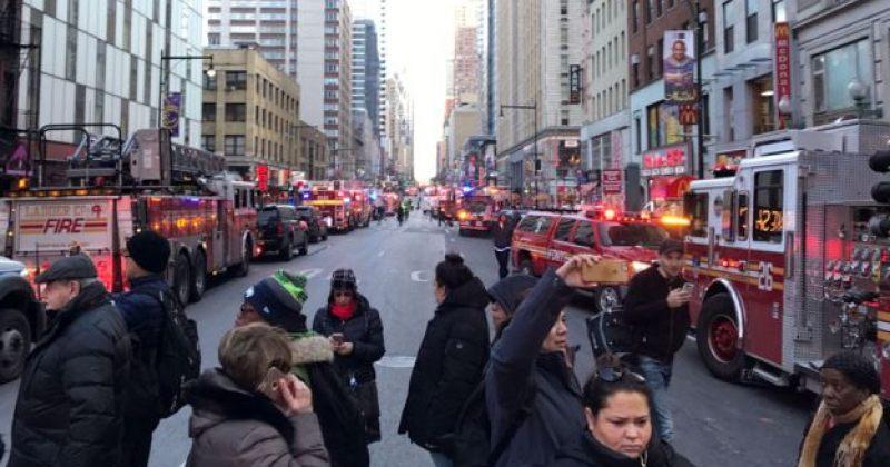 ნიუ-იორკის პოლიციამ მანჰეტენის აფეთქებას ტერაქტის კვალიფიკაცია მიანიჭა