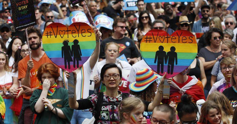 ავსტრიაში 2019 წლიდან ერთნაირი სქესის ადამიანებს ქორწინება შეეძლებათ
