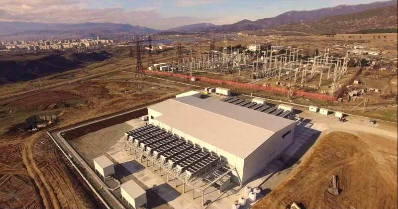 Bitfury-ის გლდანის ცენტრზე საქართველოს ელექტრომოხმარების 2.7% მოდის, გორი - უცნობია