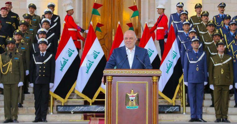 ერაყის პრემიერმინისტრი: ქვეყნის ტერიტორია ISIS-სგანსრულად გათავისუფლებულია
