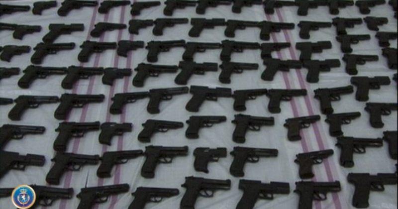 თურქეთიდან საქართველოში პნევმატური იარაღის შემოტანისთვის ერთი პირი დააკავეს