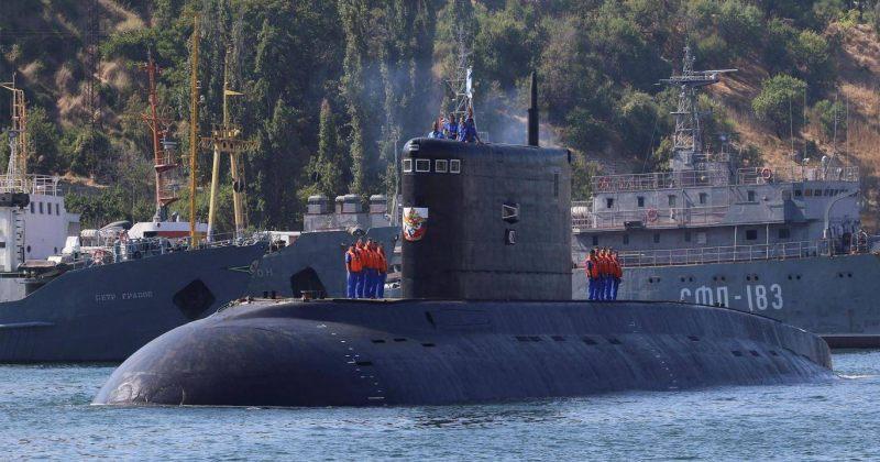 NATO: რუსულმა წყალქვეშა ნავებმა ატლანტის ოკეანეში სადენებთან მოძრაობა გაახშირეს