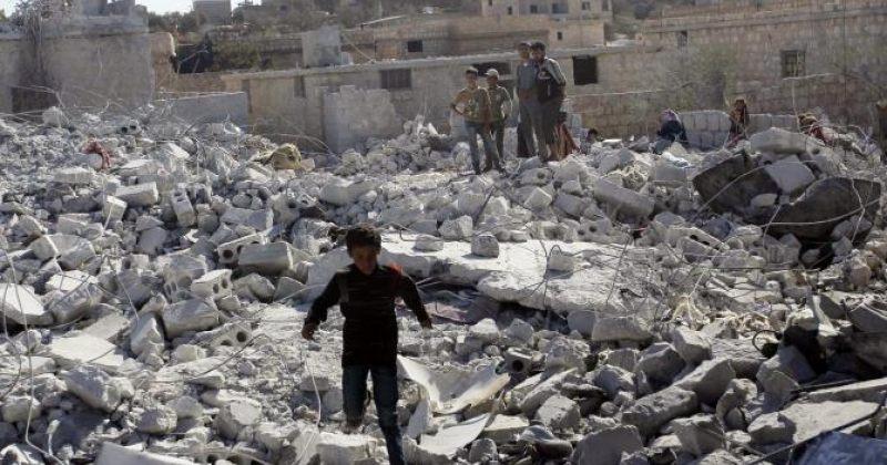 სირიაში აშშ-ის კოალიციის საჰაერო დარტყმებს 817 მშვიდობიანი მოქალაქე ემსხვერპლა