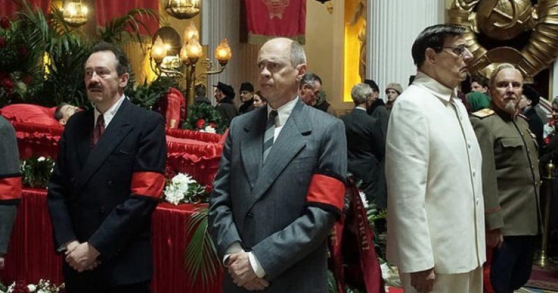 """სატირულმა ფილმმა """"სტალინის სიკვდილი"""" რუსეთში უკმაყოფილება გამოიწვია"""