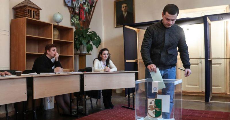 რუსეთის პრეზიდენტის არჩევნებისთვის ოკუპირებულ რეგიონებში 25 უბანი გაიხსნება
