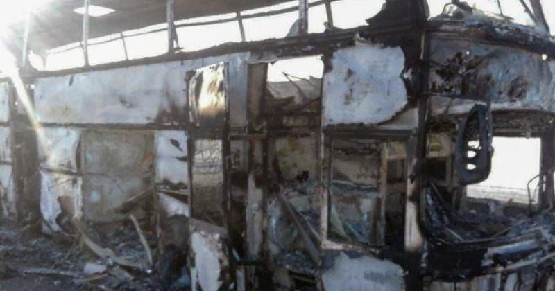 ყაზახეთში ავტობუსი დაიწვა, დაიღუპა 52 ადამიანი
