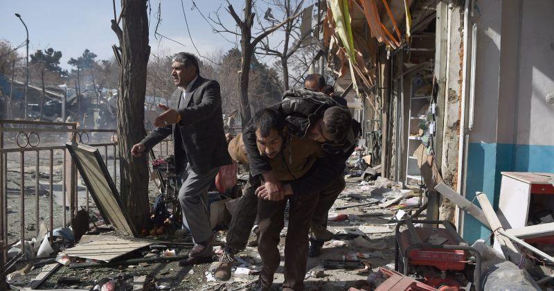 ტერორისტულ აქტს ქაბულში 95 ადამიანი ემსხვერპლა