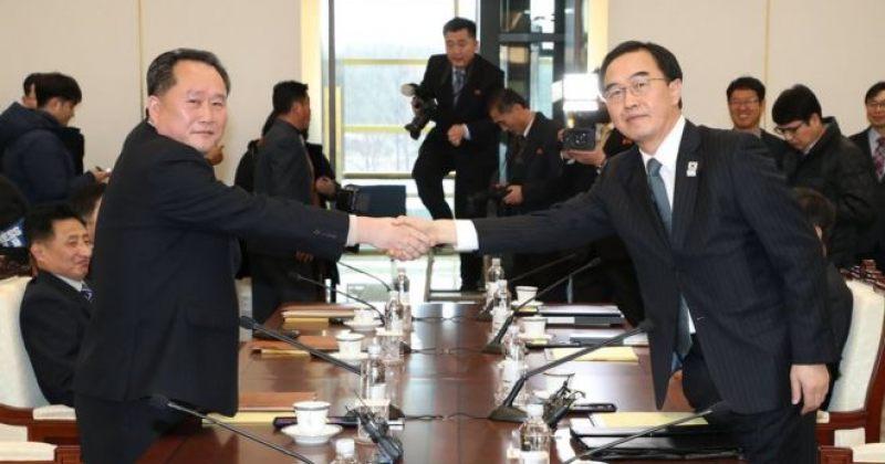 ჩრდილოეთ კორეა სამხრეთ კორეაში ოლიმპიურ გუნდს გაგზავნის
