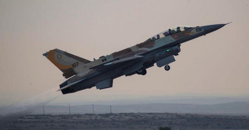 ისრაელმა სირიის არმიის სამხედრო პოსტები დაბომბა