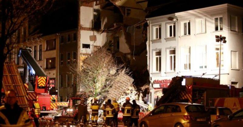 ანტვერპენში აფეთქების შედეგად საცხოვრებელი სახლი ჩამოინგრა, დაღუპულია 2 ადამიანი