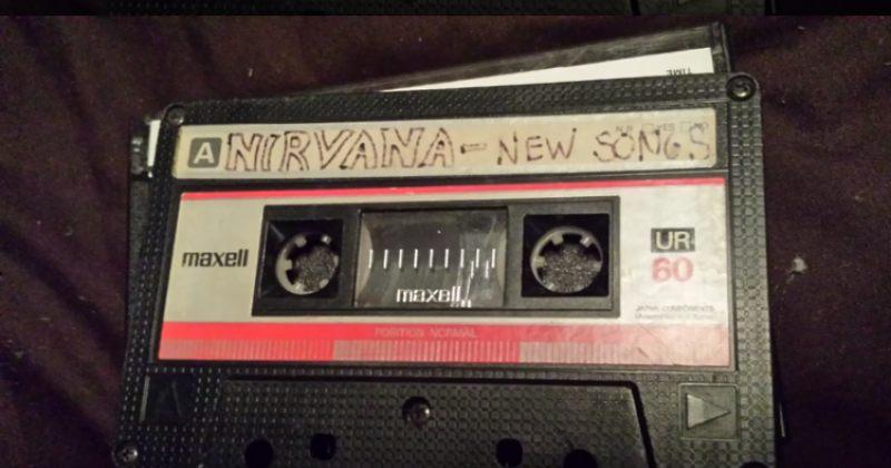 კურტ კობეინის მეგობარმა Nirvana-ს აქამდე უცნობი ჩანაწერები გამოაქვეყნა