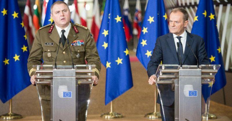 რიჰო ტერასი: რუსეთის სამხედრო წვრთნები NATO-ზე თავდასხმის სიმულაცია იყო