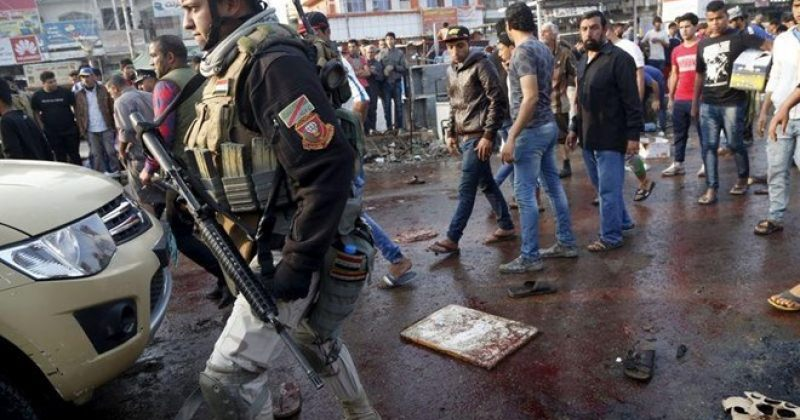 ბაღდადის ცენტრში მომხდარი აფეთქებების შედეგად სულ მცირე 26 ადამიანი დაიღუპა