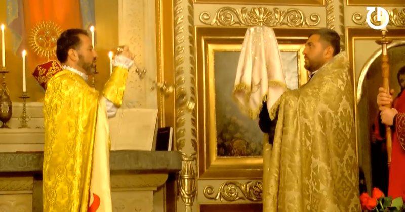 სომეხთა სამოციქულო ეკლესია ქრისტეს შობასა და ნათლისღებას დღეს, 6 იანვარს აღნიშნავს
