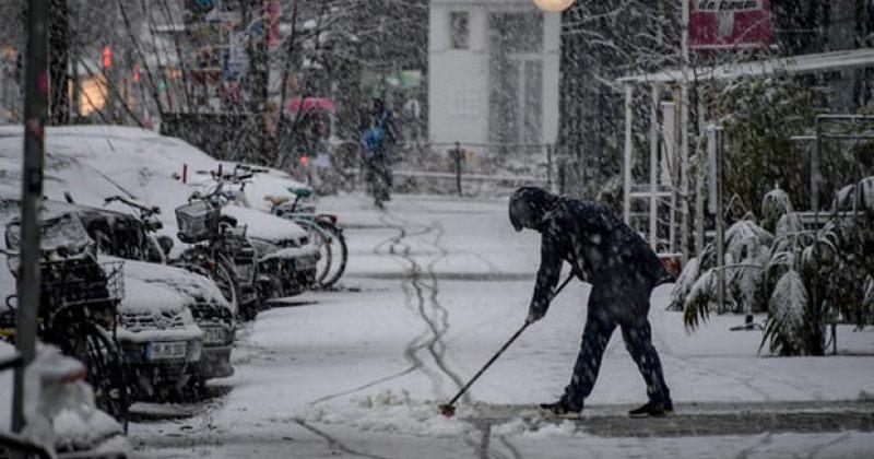 თოვლის და ძლიერი ქარის გამო ჩრდილოეთ ევროპაში 4 ადამიანი დაიღუპა