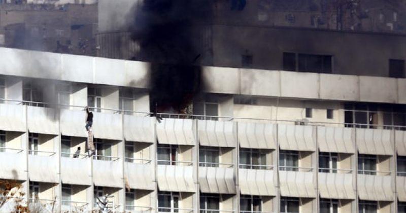 ქაბულის სასტუმროზე თავდასხმის შედეგად 14 უცხოელი და 4 ავღანელი დაიღუპა