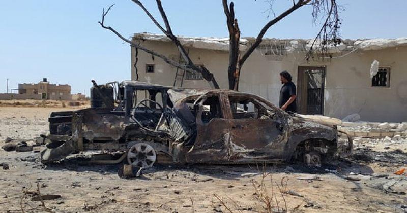 ლიბიაში მეჩეთთან ორი მანქანის აფეთქებას 27 ადამიანი ემსხვერპლა