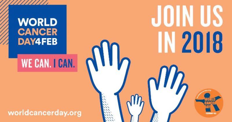გუშინ, 4 თებერვალს, მსოფლიომ კიბოს პრევენციის საერთაშორისო დღე აღნიშნა
