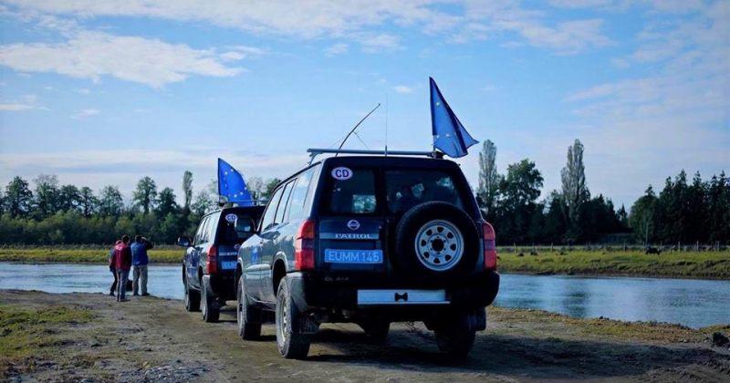ევროკავშირის სადამკვირებლო მისია ოკუპირებულ სოფლებთან დაკავშირებით განცხადებას ავრცელებს