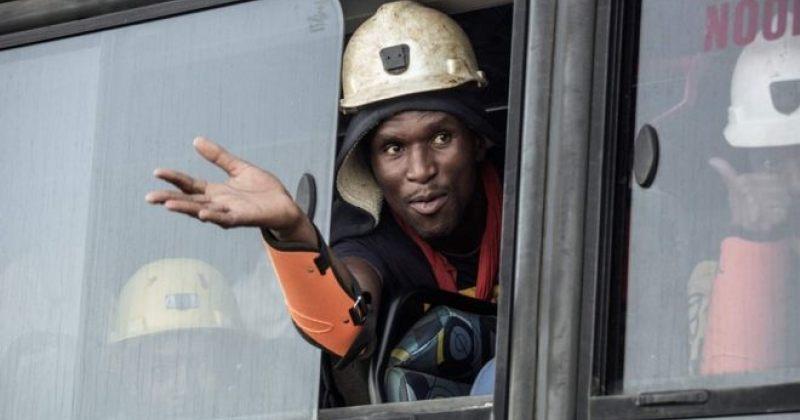 სამხრეთ აფრიკაში, 2 დღის მანძილზე მაღაროში ჩარჩენილი 955 მუშა უვნებლად ამოიყვანეს