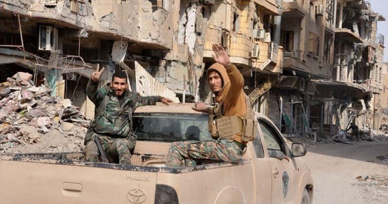 სირიაში იარაღის საწყობის აფეთქების შედეგად 15 დაქირავებული რუსი სამხედრო დაიღუპა
