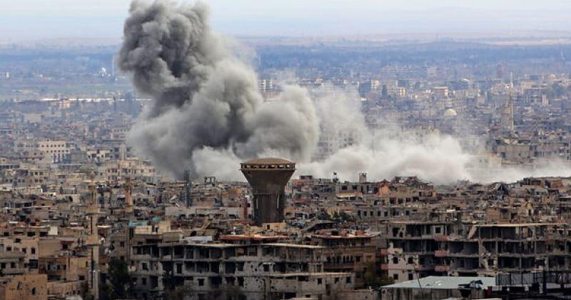 5-საათიანი ცეცხლის შეწყვეტის შემდეგ აღმოსავლეთ ღუტას დაბომბვა განახლდა