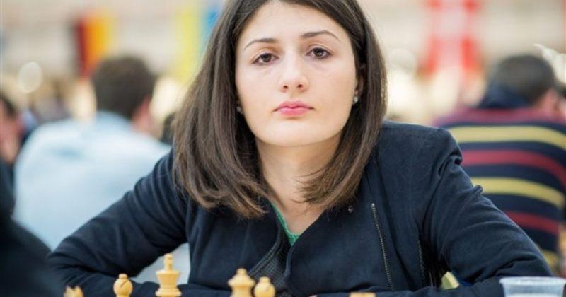 საქართველოს ჩემპიონი ჭადრაკში ქალთა შორის ნინო ბაციაშვილი გახდა