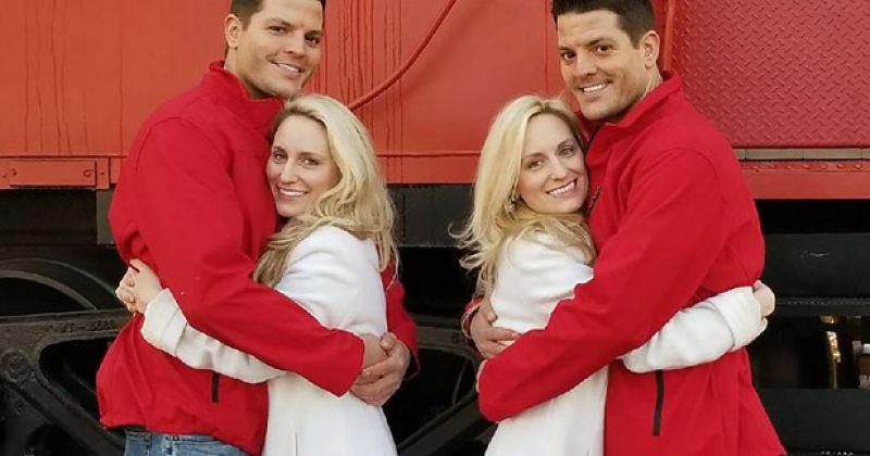 ტყუპი ძმები ტყუპ დებზე დაინიშნენ, ისინი საერთო ქორწილს გადაიხდიან