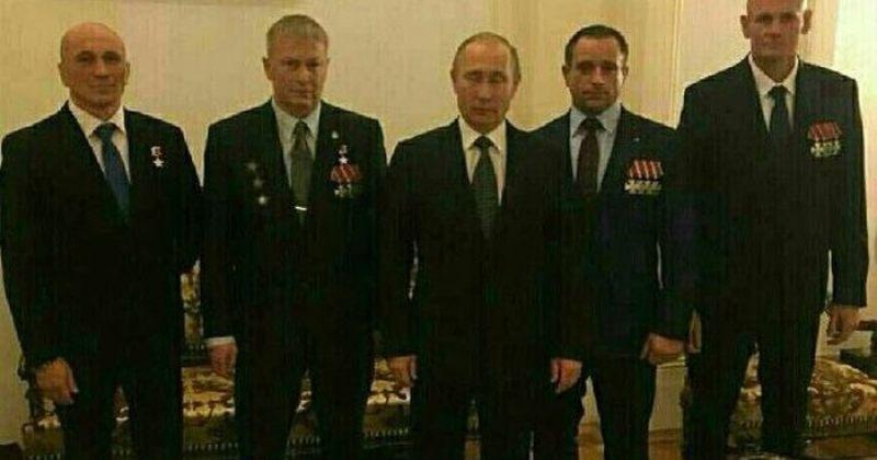 რუსული კერძო სამხედრო კომპანიები კრემლსა და სირიაში
