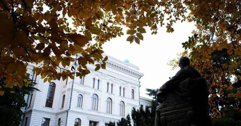 ივანე ჯავახიშვილის სახელობის თბილისის სახელმწიფო უნივერსიტეტი 100 წლისაა