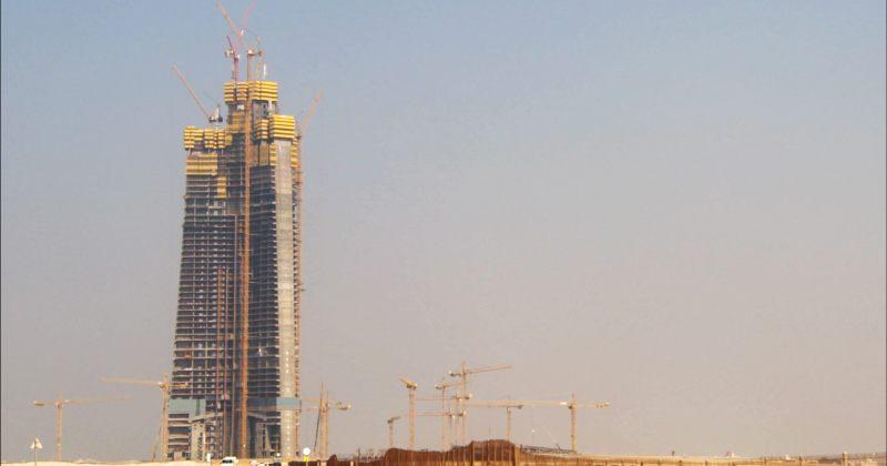 საუდის არაბეთში 1 კილომეტრზე მაღალი ცათამბჯენი შენდება