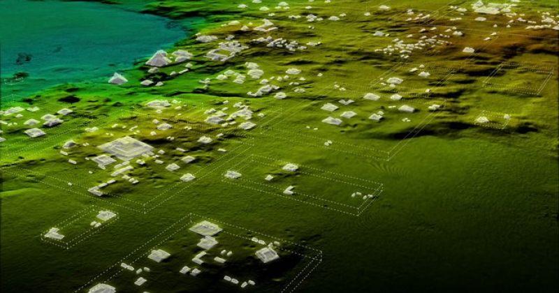 მაიას ცივილიზაცია იმაზე დიდი იყო, ვიდრე ვიცოდით - ნაპოვნია 60 000 ახალი შენობა