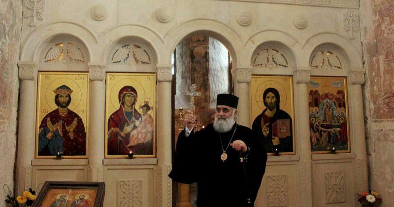 მიტროპოლიტი გრიგოლი ფოთში ქართული ოცნების წარდგენას არ დაესწრო და არც მღვდელი გაგზავნა