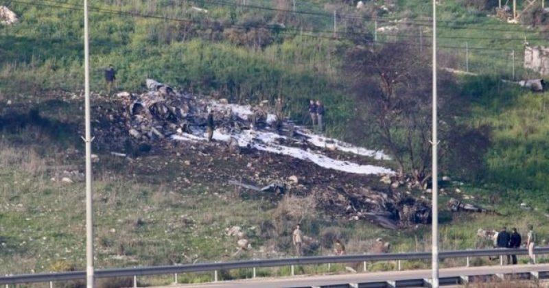 სირიის საჰაერო თავდაცვის სისტემამ ისრაელის სამხედრო თვითმფრინავი ჩამოაგდო