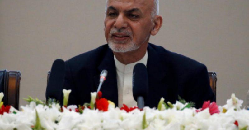 ავღანეთის პრეზიდენტი თალიბანთან უპირობო მოლაპარაკებებისათვის მზადაა