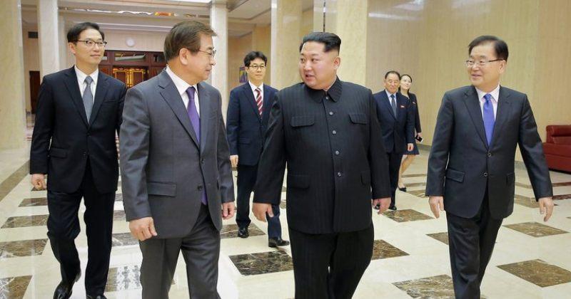 სამხრეთ კორეელი დიპლომატები: ჩრდილოეთ კორეა მზად არის, ბირთვულ იარაღზე უარი თქვას